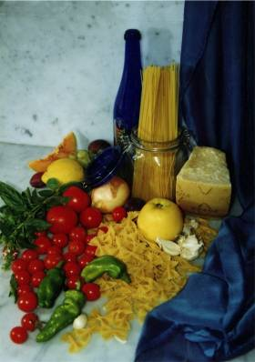 Umbrian cuisine only uses fresh ingredients of high quality