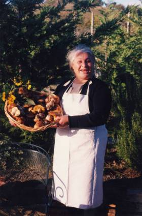Umbrian cookery class with Maestra Ornella