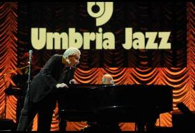 Paolo Conte at Umbria Jazz Festival 2015