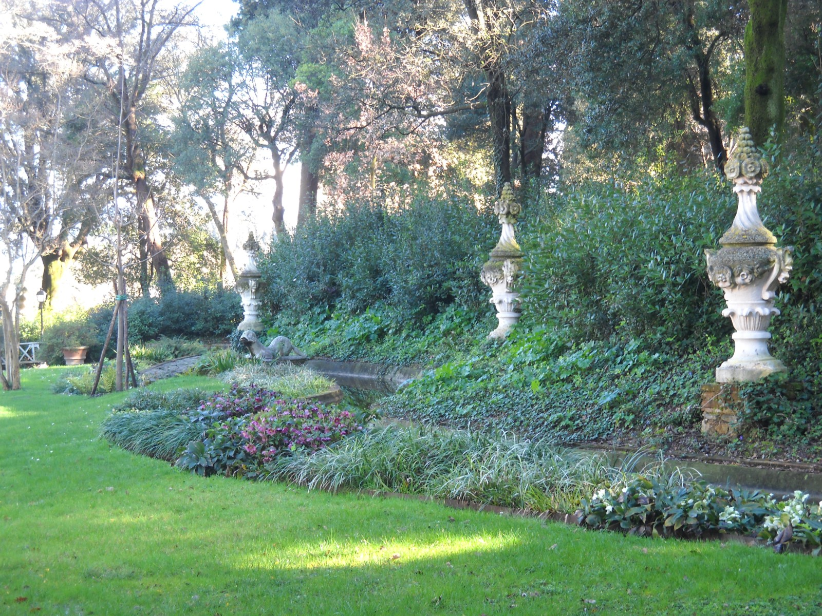 Travel Tips For Tuscany The Giardino Bardini In Florence